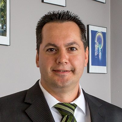 Chiropractor Greenville SC Derek Clem